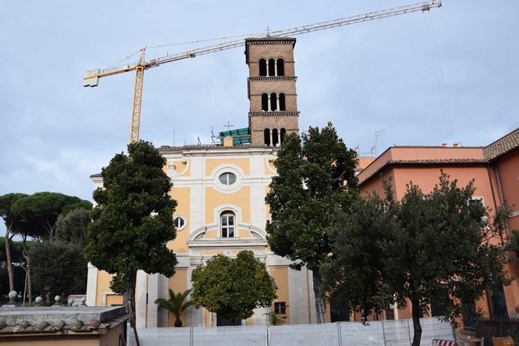 San Sisto Vecchio a via Appia