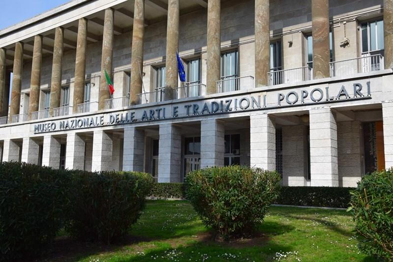 Una giornata ai Musei nazionali dell'EUR