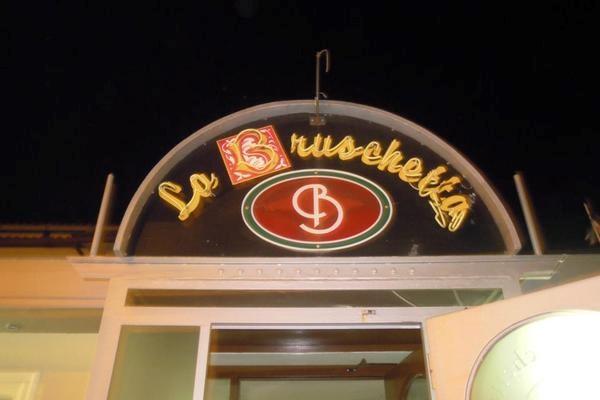 La Bruschetta e...