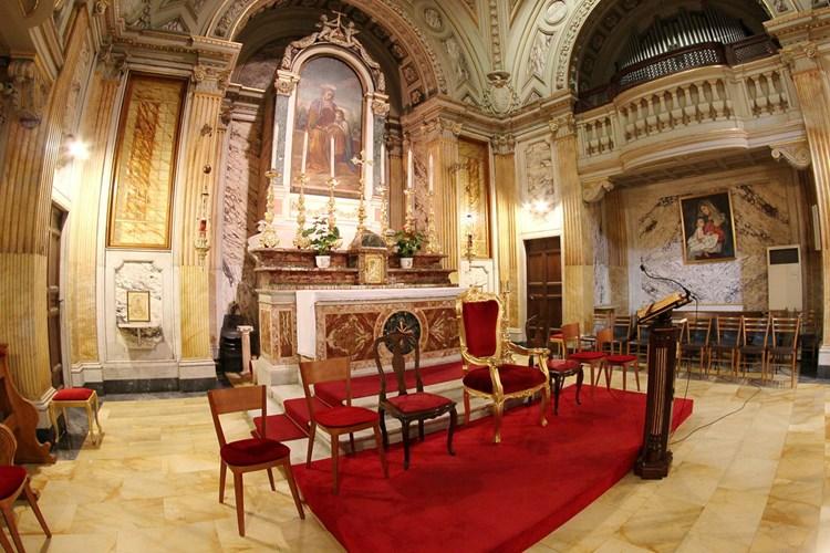 Sant'Anna dei Palafrenieri in Vaticano