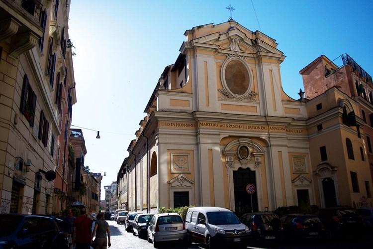 Chiesa dei Santi Quaranta Martiri e San Pasquale Baylon