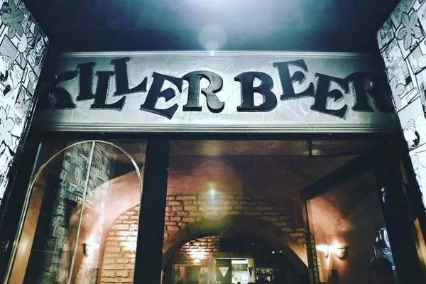 Killer Pinsa & Beer