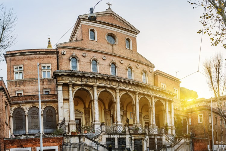 Sant'Antonio da Padova a Via Merulana (Sant'Antonio al Laterano)