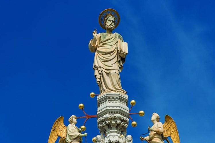 Il Santo Patrono di Venezia: San Marco