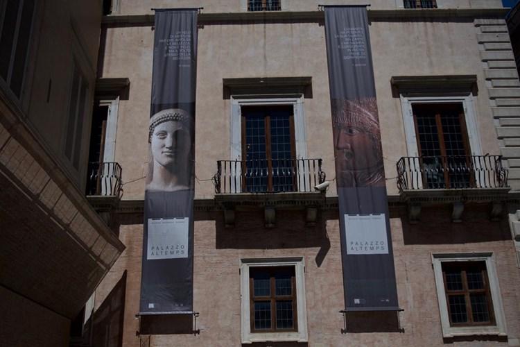 Palazzo Altemps (Museo Nazionale Romano)