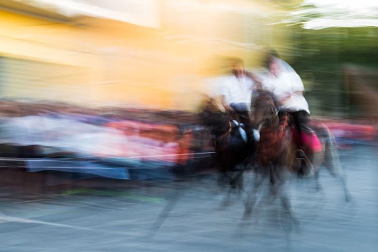 Carnevale equestre: Sa Carrela e Nanti