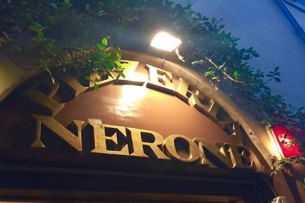 Nerone in Trastevere