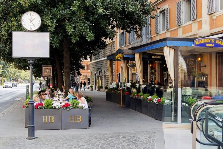 Via Veneto, un viaggio nella ''Dolce Vita''
