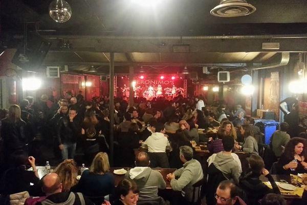 Geronimo's Pub