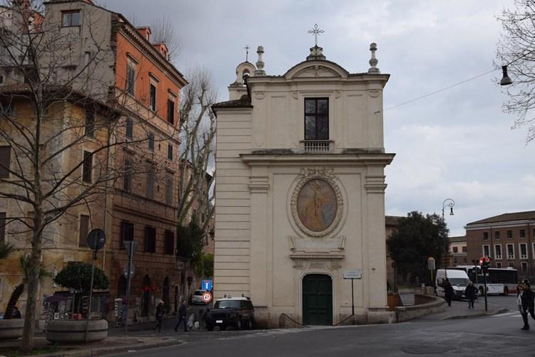 San Gregorio a Ponte Quattro Capi