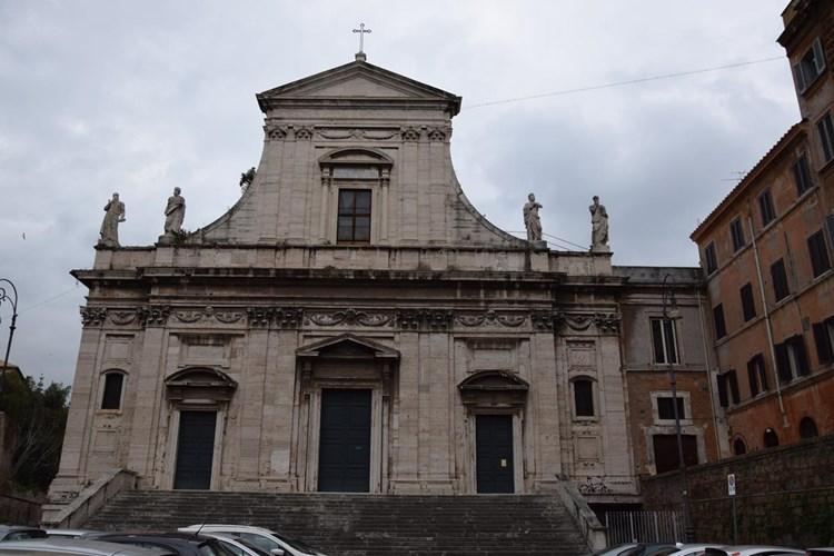 Santa Maria della Consolazione al Foro Romano