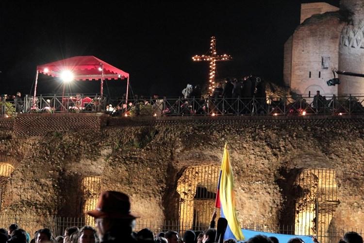 La passione di Cristo: sulla Via Crucis