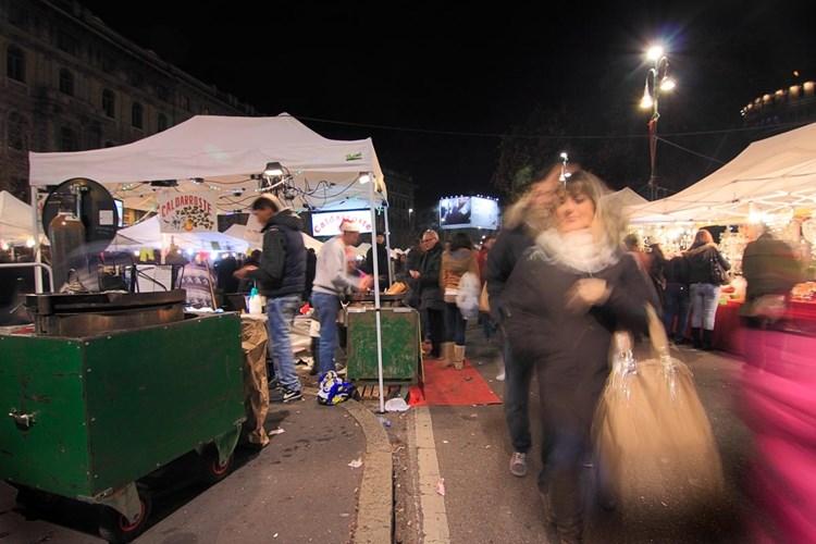 S.Ambrogio, il cuore di Milano in festa