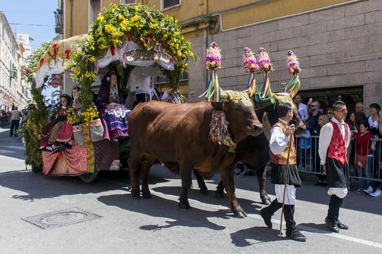 Paesi in mostra: La Cavalcata Sarda