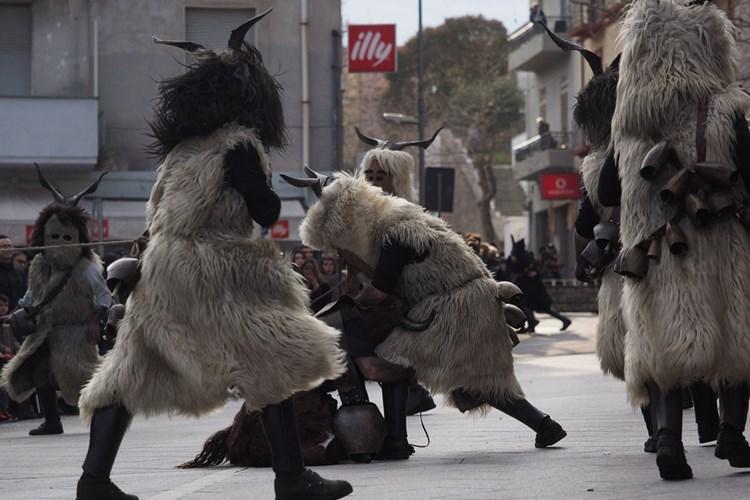 Uomini, mostri o animali? Carnevale di Mamoiada