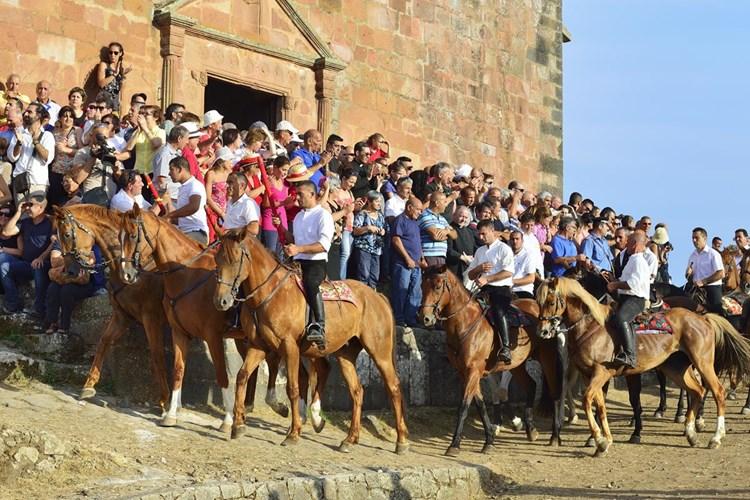 S'Ardia di Sedilo: una corsa a cavallo