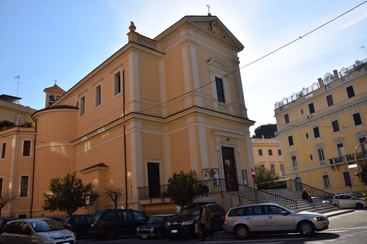 Chiesa S.Teresa di Gesù Bambino in Panfilo