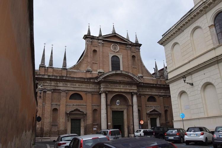 Chiesa Santa Maria dell'Orto