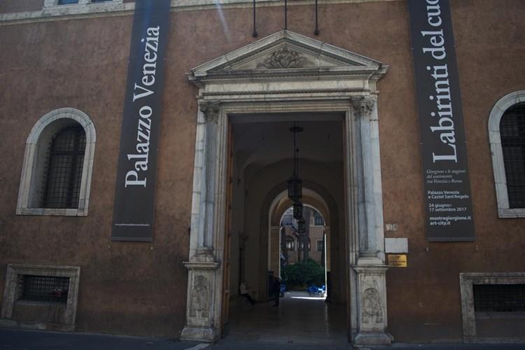 Palazzo Venezia - Museo