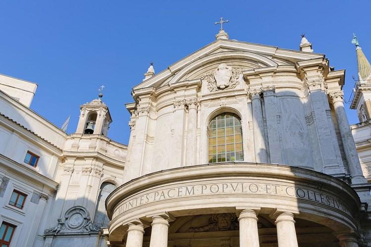 Santa Maria della Pace - Chiesa Prelatizia dell'Opus Dei