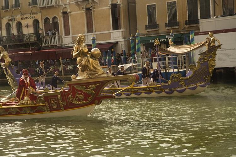 Sfide in acqua: Regata Storica