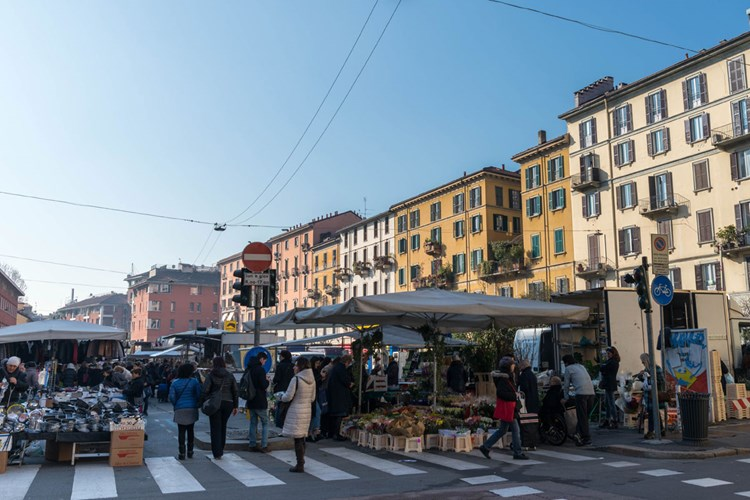 A spasso fra i mercati, Milano da scoprire
