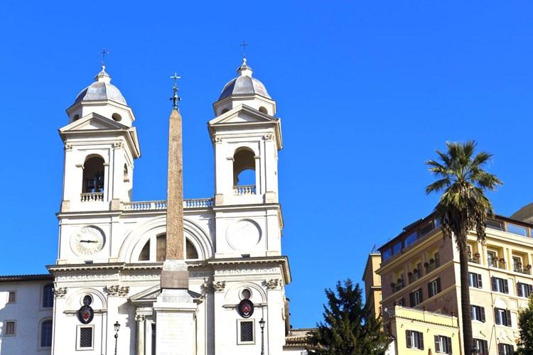 Chiesa SS.Trinità dei Monti