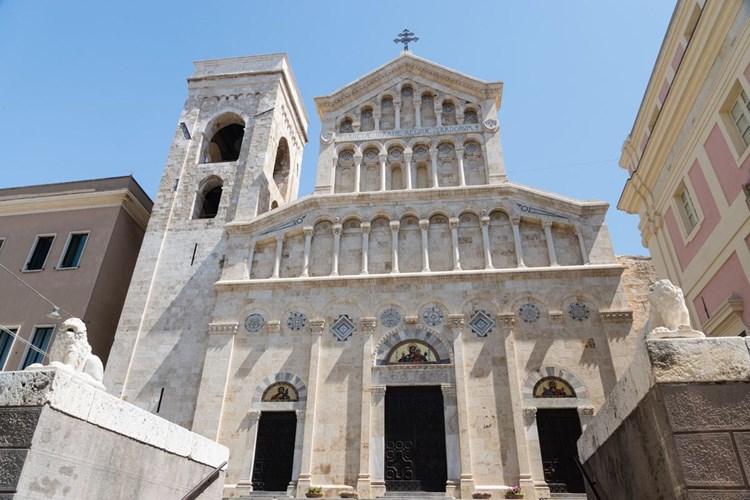 Cattedrale di Cagliari (Santa Maria di Castello)