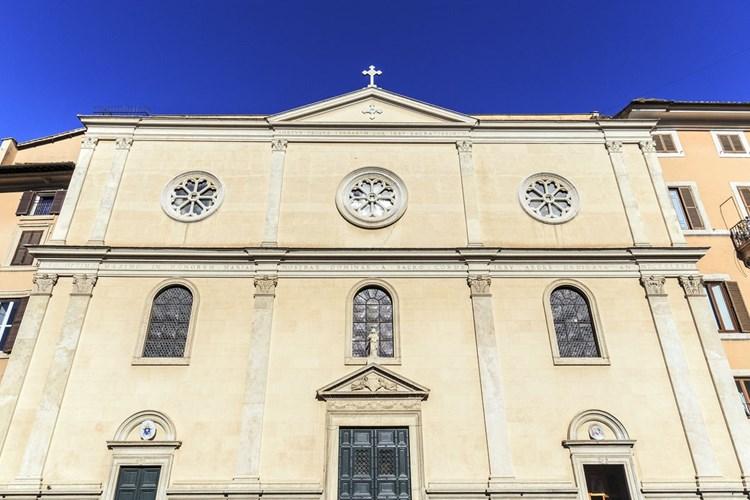 Nostra Signora del Sacro Cuore di Gesù a Piazza Navona