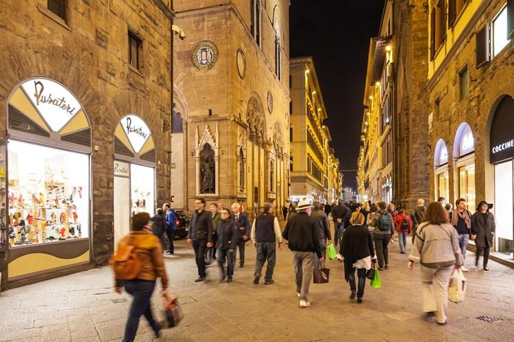 La movida di Firenze: fra gusto, suoni e colori