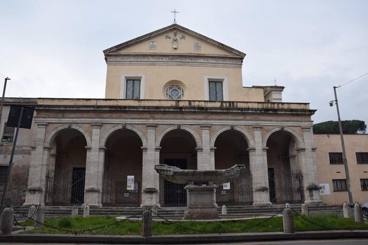 Chiesa di Santa Maria in Domnica alla Navicella