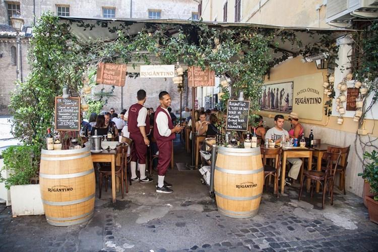 Una tradizione trasteverina: la Festa de'Noantri