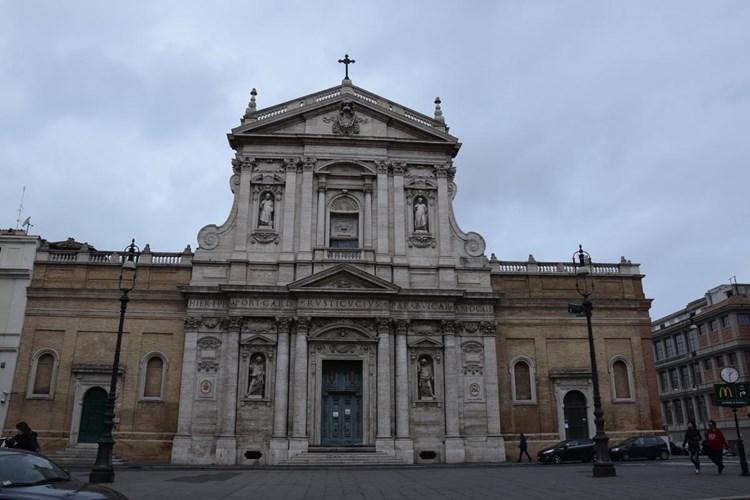 Chiesa Santa Susanna alle Terme di Diocleziano