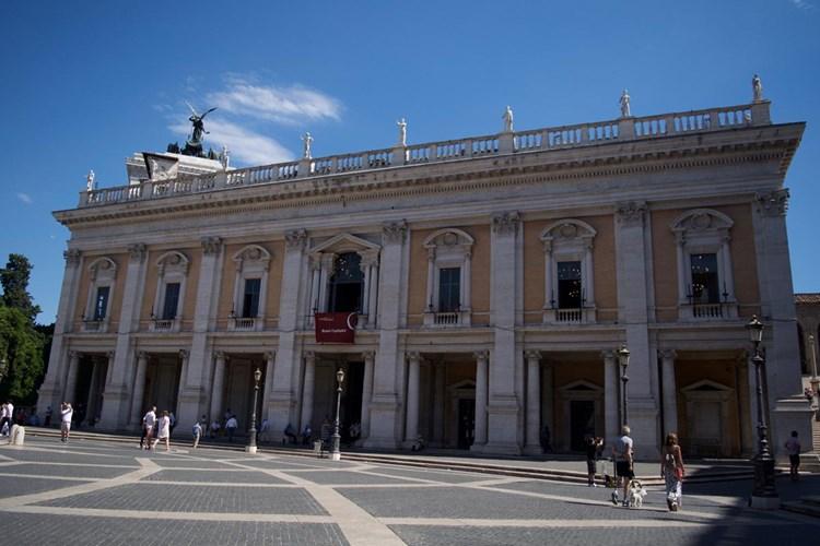 Palazzo Nuovo - Musei Capitolini