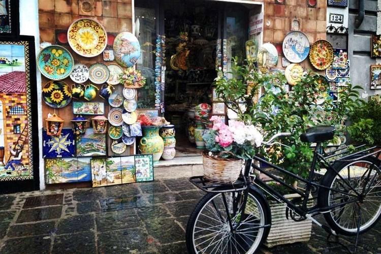 Colori e atmosfere: le Ceramiche di Vietri